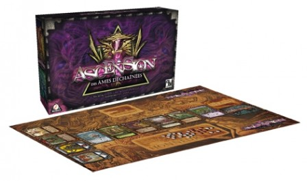 Ascension - Plateau de jeu