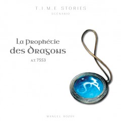 Time Stories - La prophétie des dragons