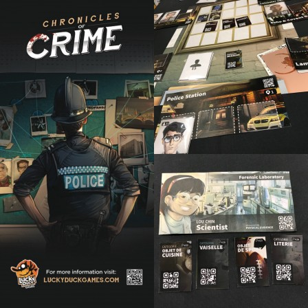 Essen 2017 - Chronicles of crime