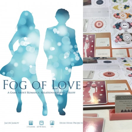 Essen 2017 - Fog of Love