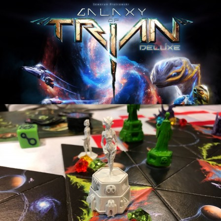 Essen 2017 - Galaxy of Trian