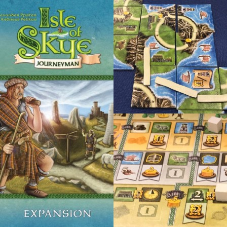 Essen 2017 - Isle of Skye - Journeyman