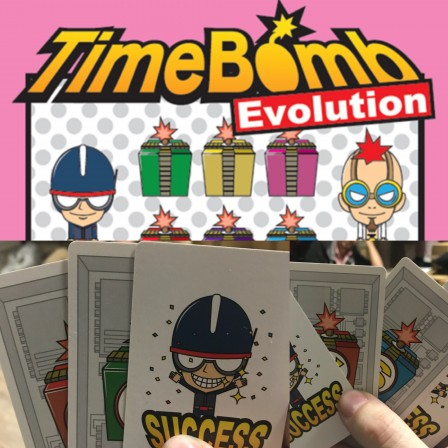 Essen 2017 - Time Bomb Evolution