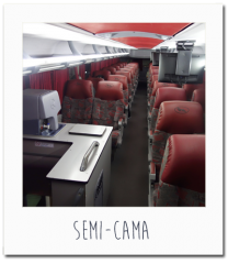 Bus Semi-Cama