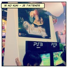 Japan Expo 2012 - Ni no Kuni