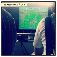 Japan Expo 2012 -  Bomberman à 10 sur DreamCast