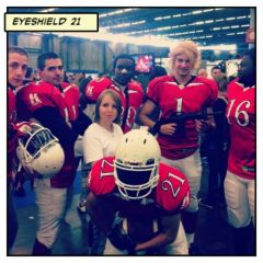 Japan Expo 2012 -  Eyeshield 21