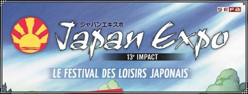 Japan Expo 2012 - Affiche
