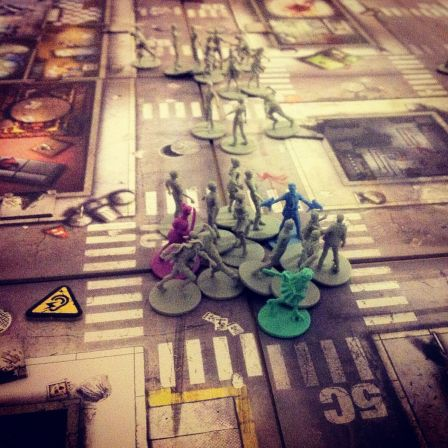 Zombicide - GAME OVER