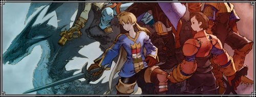 Final fantasy Tactics iPhone- Titre