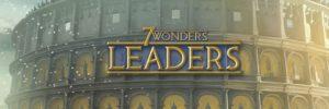 7 Wonders : Leaders, une extension qui renouvelle tout (enfin presque) !