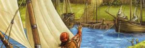 Descendance : le port chez Gigamic – Hissez-haut !