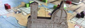 Calimala de Fabio Lopiano chez BlackFire – Des cubes en bois à Florence