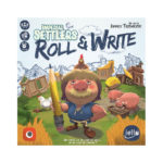 Imperial Settlers Roll and Write Boite IELLO