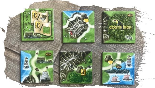 Isle of Skye Goodies - Themenplättchen