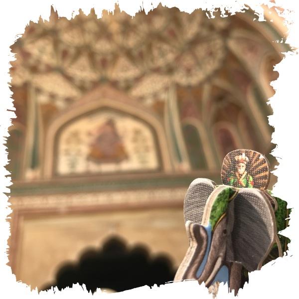 Rajas of the Gange - Le pion empereur en balade à Jaipur