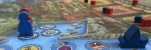Rajas of the Ganges des époux Brand, le jeu n'est pas un long fleuve tranquille.