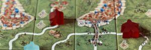 Carcassonne extension: Die Bauernaufstände. Les révoltes paysannes !